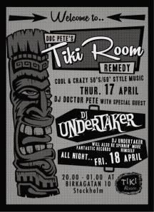 Tiki room 2014