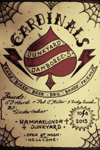 Junkyard Jamboree 2013
