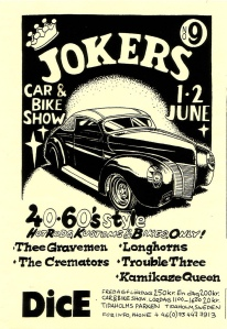 Jokers Car & Bike Show 2012