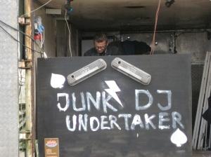 Junkyard Dj Undertaker