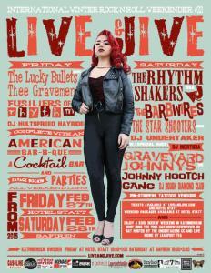 Live & Jive 2015