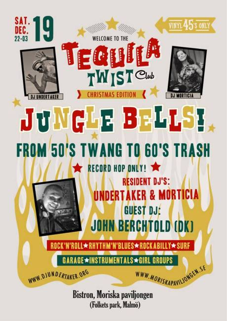 Jungle Bells Tequila Twist